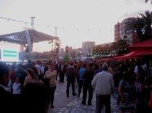 A full promenade